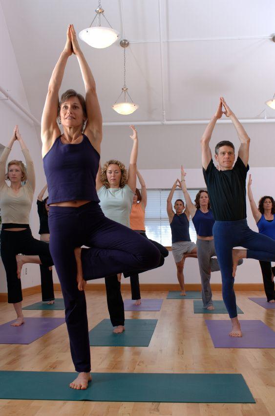 General Fitness Yoga Classes
